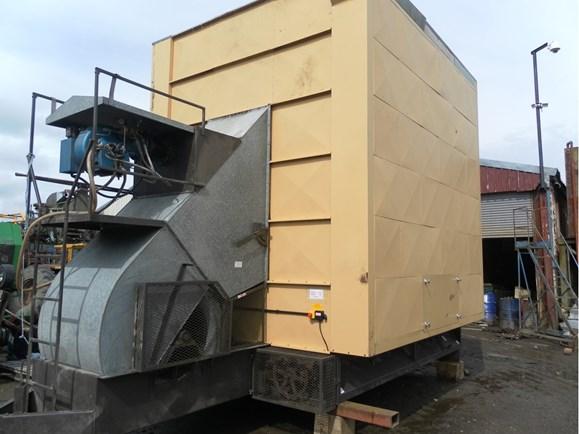 Grain Dryer Vertec Vt5600r Continuous Flow
